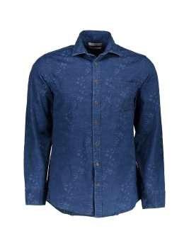پیراهن جین مردانه - مانگو |