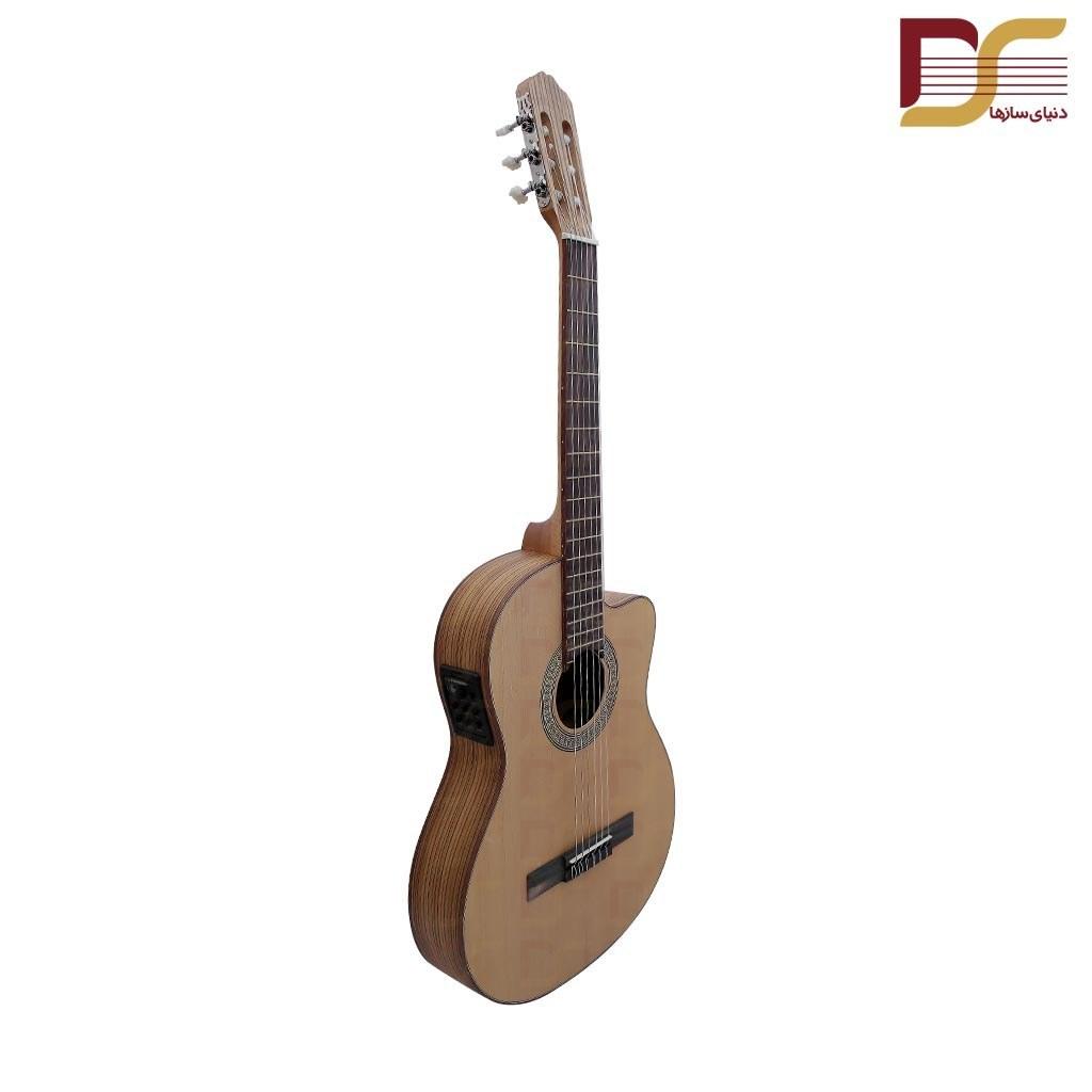 عکس گیتار ادموندو 300 پیکاپدار زبرا کلاسیک edmondo 300  گیتار-ادموندو-300-پیکاپدار-زبرا-کلاسیک-edmondo-300