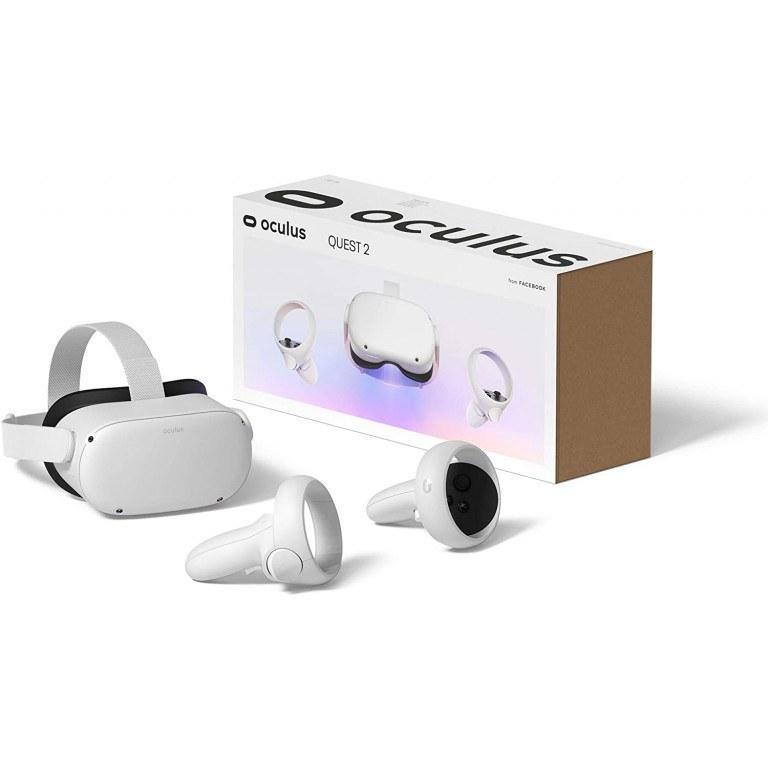 تصویر هدست Oculus Quest 2 – ۶۴GB ا Oculus Quest 2 Advanced 64 GB All-In-One Virtual Reality Headset (PC) Oculus Quest 2 Advanced 64 GB All-In-One Virtual Reality Headset (PC)