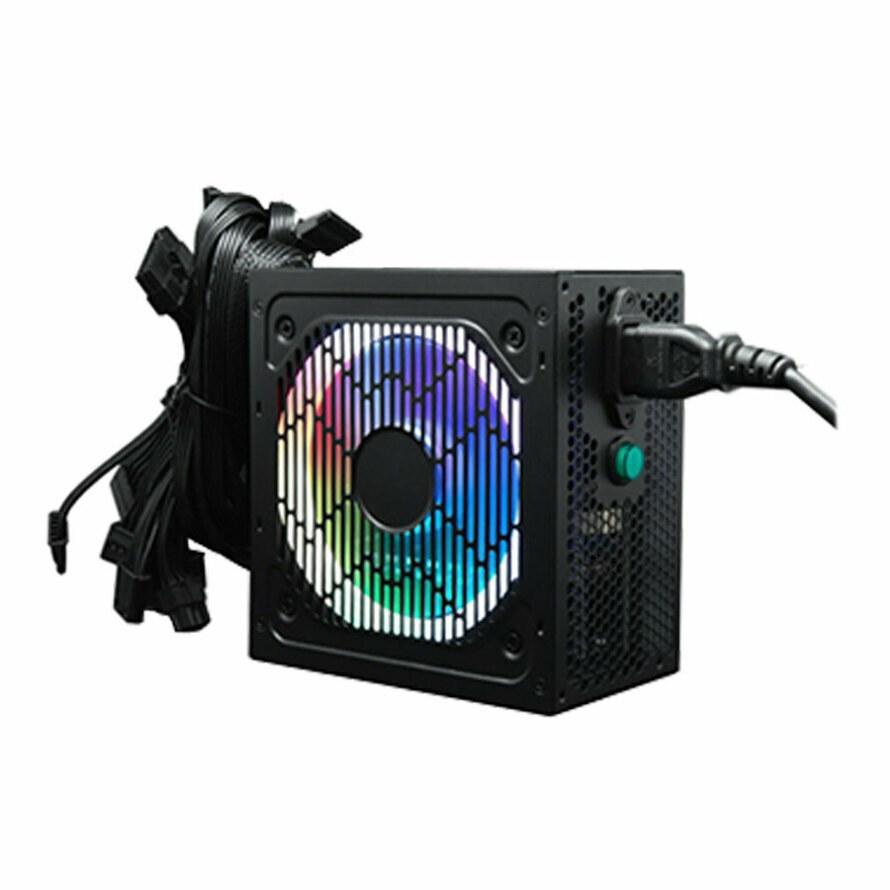 تصویر پاور 650 وات تسکو TP 1000GA RGB TSCO TP 1000GA RGB Gaming Power Supply