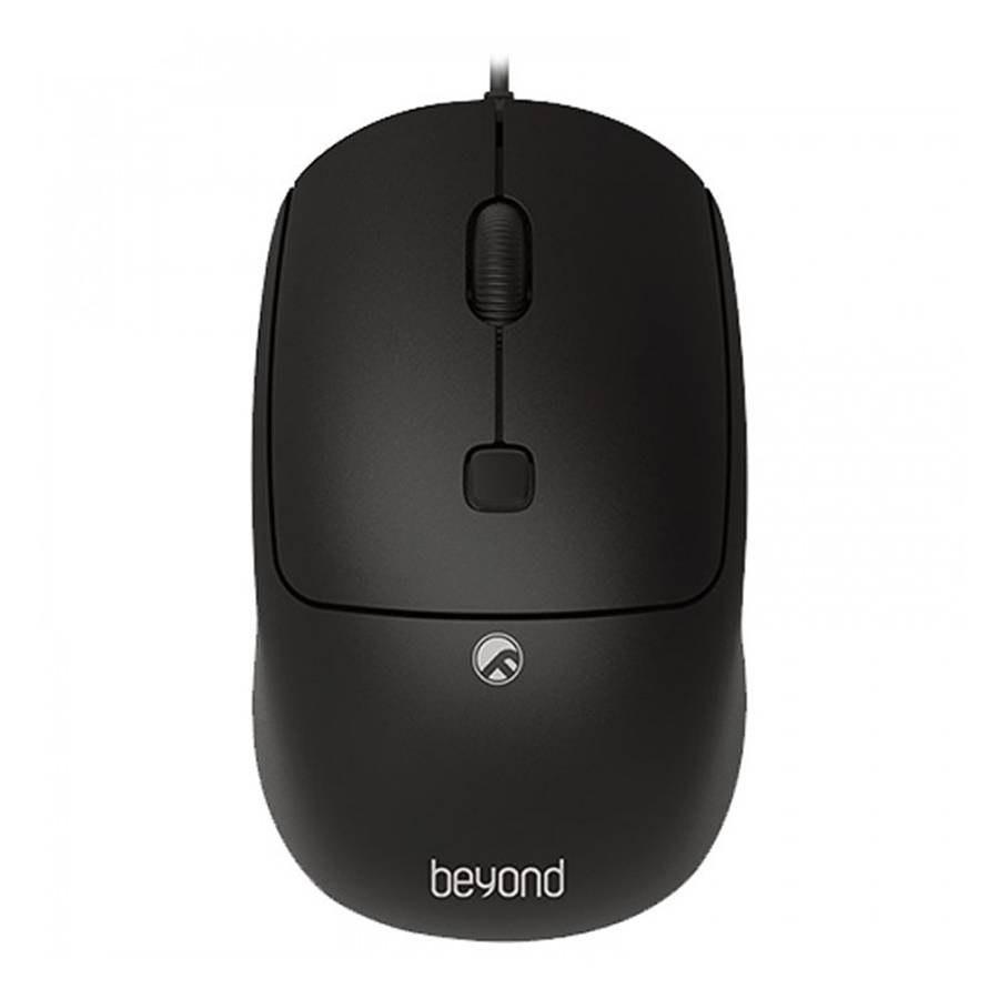 تصویر ماوس بیاند مدل BM-1060 BEYOND BM-1060 Wired Mouse
