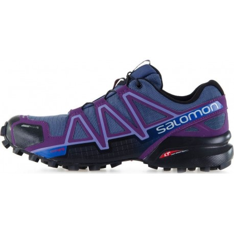 کفش پیاده روی زنانه سالامون مدل Speedcross 4 CS