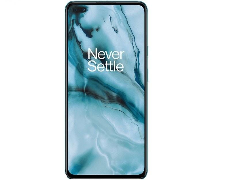 تصویر گوشی موبایل وان پلاس Nord با قابلیت 5 جی 128 گیگابایت دو سیم کارت OnePlus Nord LTE 5G 128GB 8GB Ram Dual SIM Mobile Phone