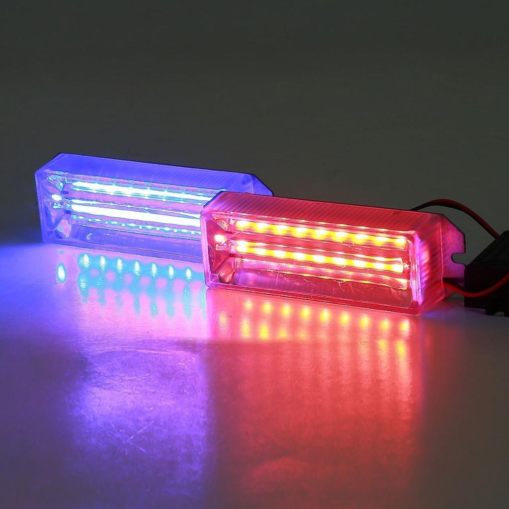 main images چراغ پلیسی خطی COB