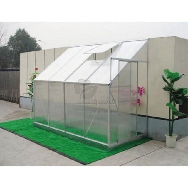 تصویر گلخانه خانگی یکطرفه مدل SL