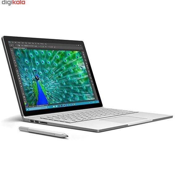 عکس لپ تاپ ۱۳ اینچ مایکروسافت Surface Book Microsoft Surface Book | 13 inch | Core i5 | 8GB | 256GB | 1GB لپ-تاپ-13-اینچ-مایکروسافت-surface-book 1
