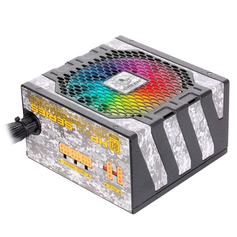 منبع تغذیه کامپیوتر GP600B-HP EVO گرین