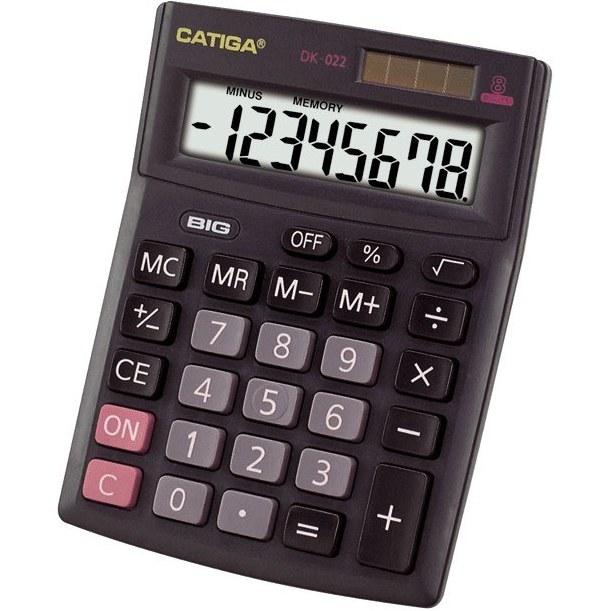 تصویر ماشین حساب  DK-022 کاتیگا Catiga DK-022 Calculator