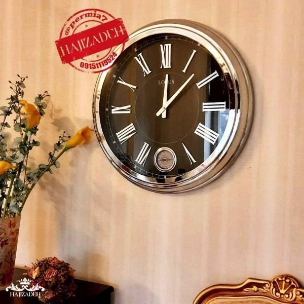 LOTUS لوتوس ساعت دیواری بدنه فلزی  PARADISE-16023 |