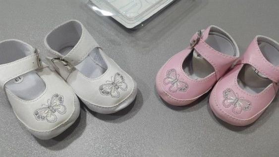 کفش کودک خارجی مدل پروانه ۲۰۲۵