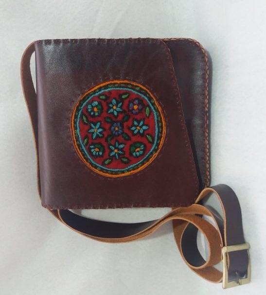 کیف زنانه چرم طبیعی زنانه