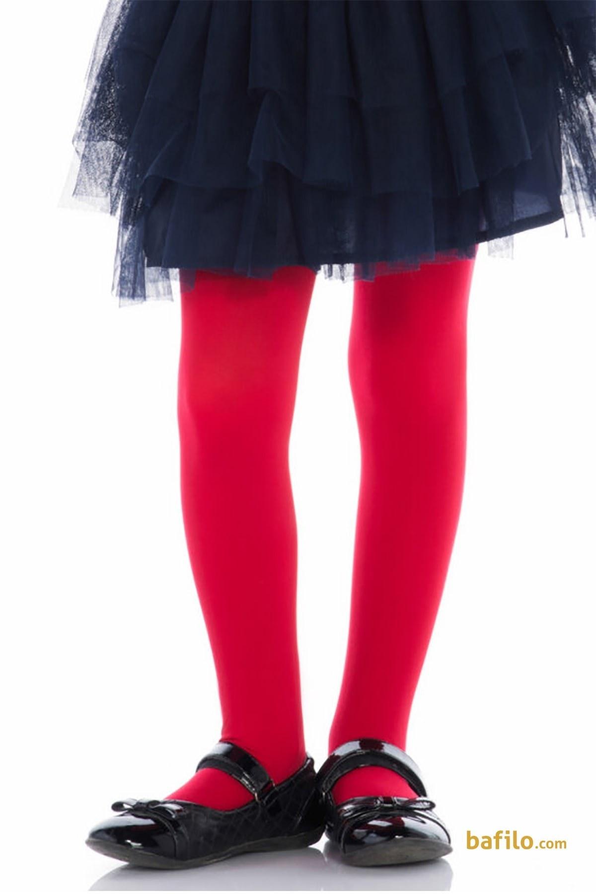 جوراب شلواری زنانه پنتی Mikro 40 قرمز | پنتی | Penti