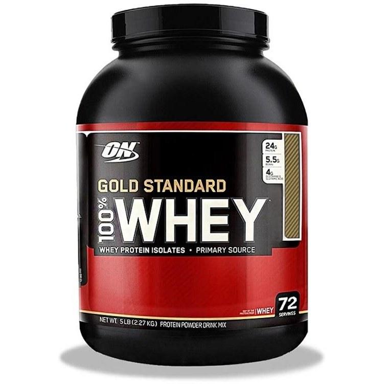 وی گلد استاندارد 100% Whey Gold Standard100% ON – ON