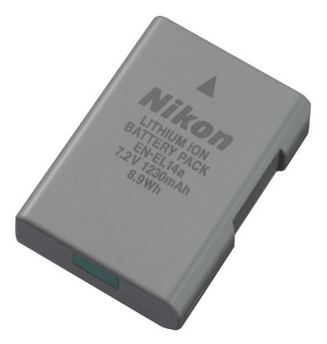 باطری یون-لیتیومی قابل شارژ برند نیکون مدل 27126 EN-EL 14A |
