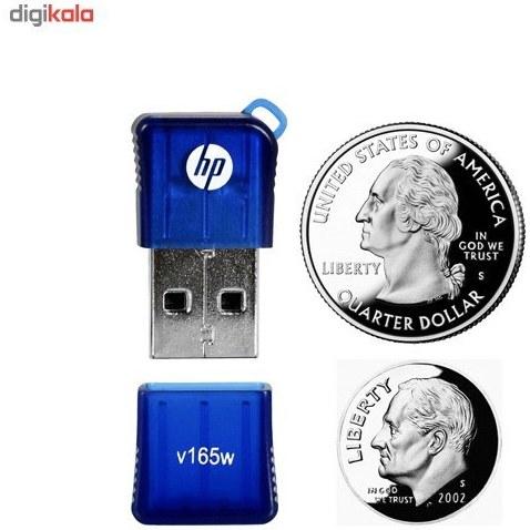 تصویر فلش مموری اچ پی v165w - 64GB Flash Memory HP v165w - 64GB