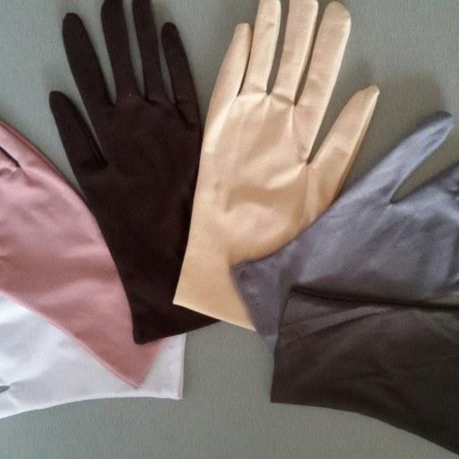 دستکش نخی زنانه