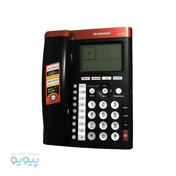 تصویر تلفن تکنیکال مدل TEC-1049