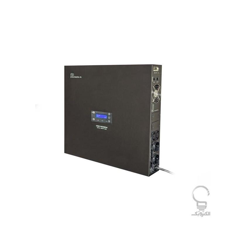 تصویر یو پی اس سری DSS مدل DSS 1500BW فاراتل