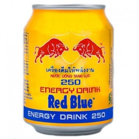 تصویر نوشیدنی انرژی زا رد بول طلایی 250 میلی لیتر Red Bull