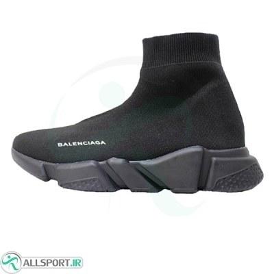 کتانی رانینگ زنانه Balenciaga Speed Trainer Black'