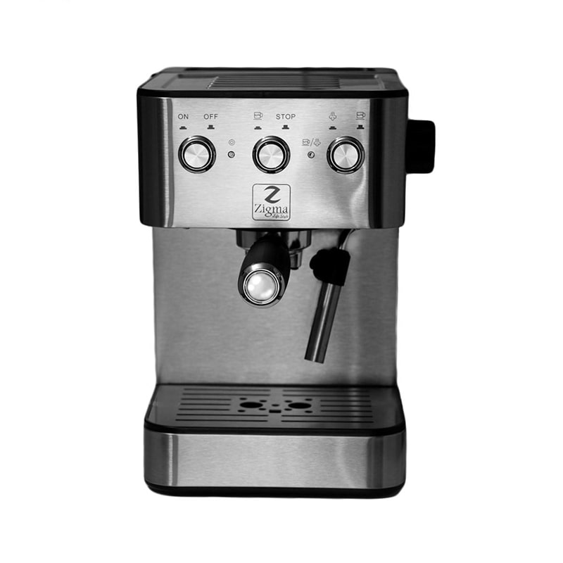 تصویر اسپرسوساز زیگما مدل RL-825 Zigma RL-825 Espresso Maker