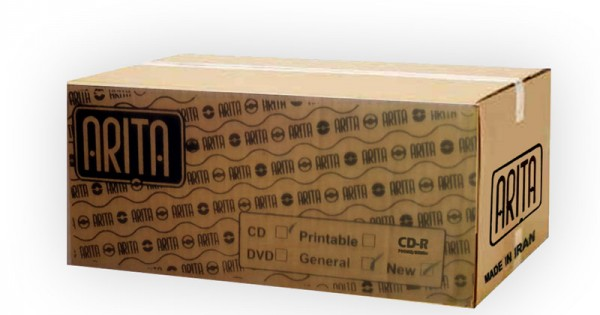 سی دی خام آریتا 600 عددی