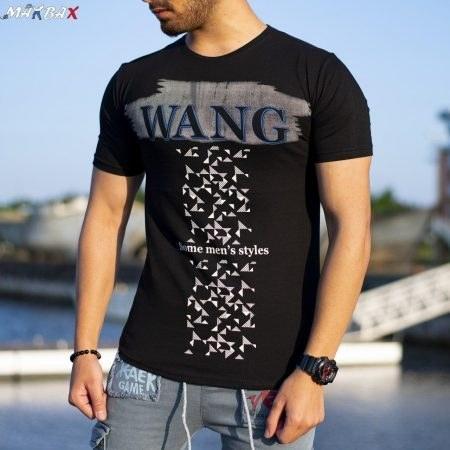 عکس تیشرت مردانه WANG  تیشرت-مردانه-wang