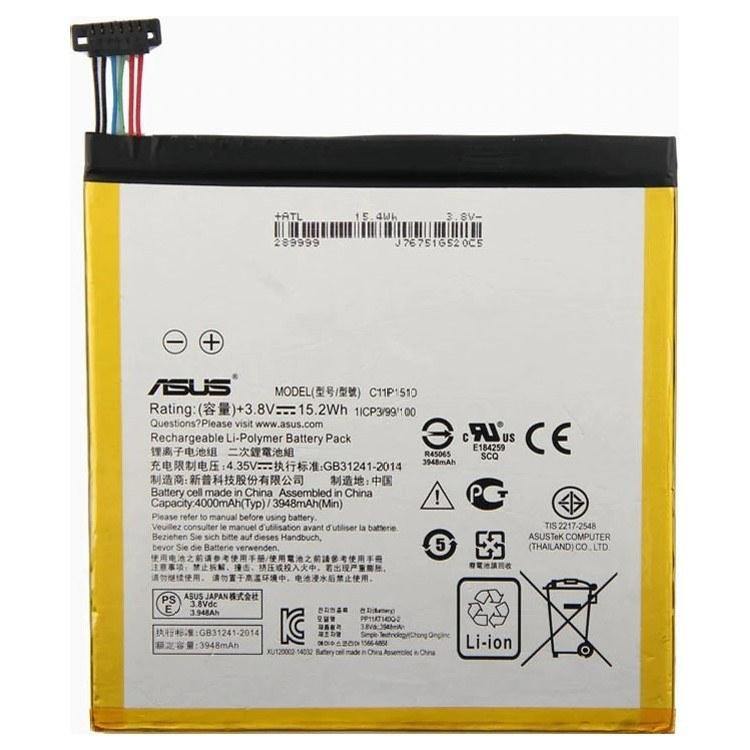 تصویر باتری اصلی تبلت ایسوس زنپد ASUS ZenPad S 8.0 Z580CA