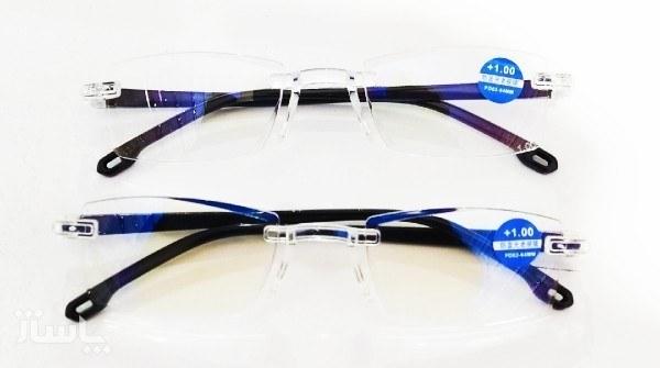 تصویر عینک مطالعه مخصوص گوشی و کامپیوتر ( بلوکات)