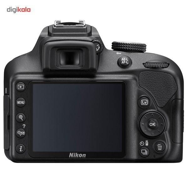 img دوربین دیجیتال نیکون مدل D3400 به همراه لنز 18-55 میلی متر VR Nikon D3400 18-55mm VR Lens Kit Digital Camera