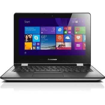 Lenovo Yoga 300   11 inch   Celeron   2GB   32GB   لپ تاپ ۱۱ اینچ لنوو Yoga 300