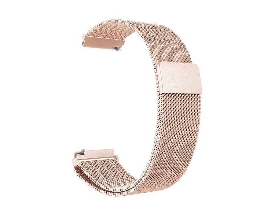 تصویر بند میلانس ساعت هوشمند سامسونگ مناسب Gear S3 / Galaxy Watch 46mm/42mm