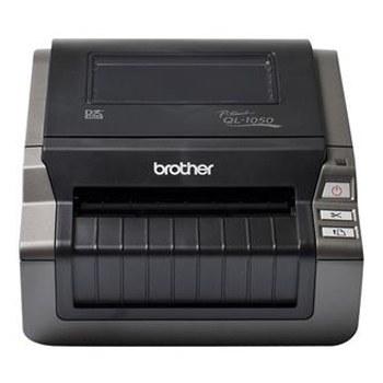 تصویر پرينتر ليبل زن برادر مدل QL-۱۰۵۰PC brother QL-1050PC Label Printer