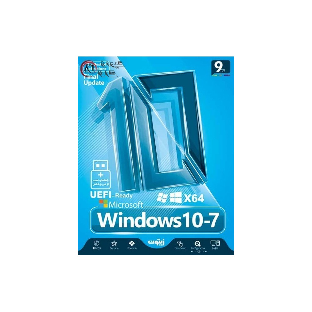 آخرین آپدیت Windows 10 Redstone 2 و Wnidows 7 SP1 |