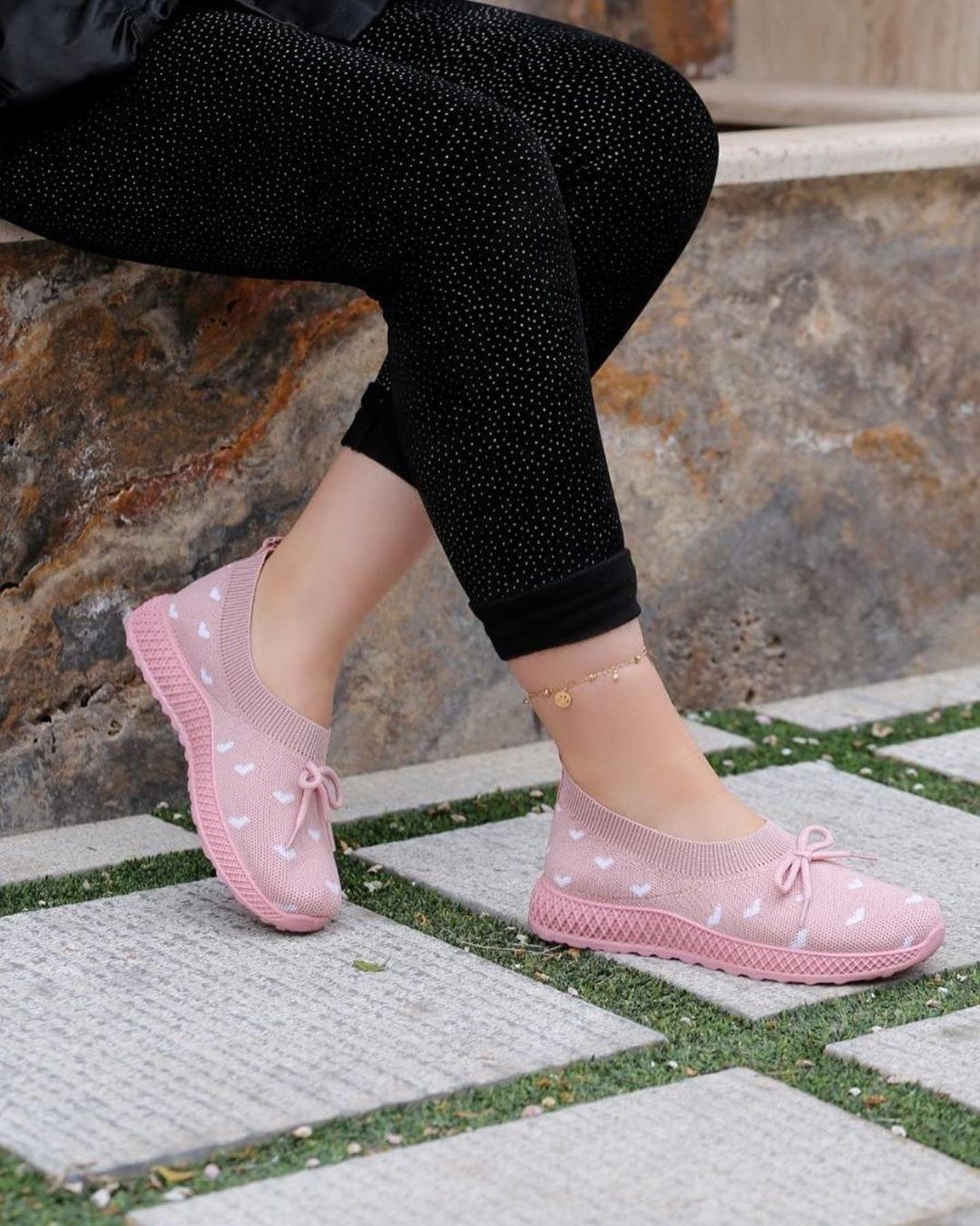کفش دخترانه اسپورت مدل اسکای