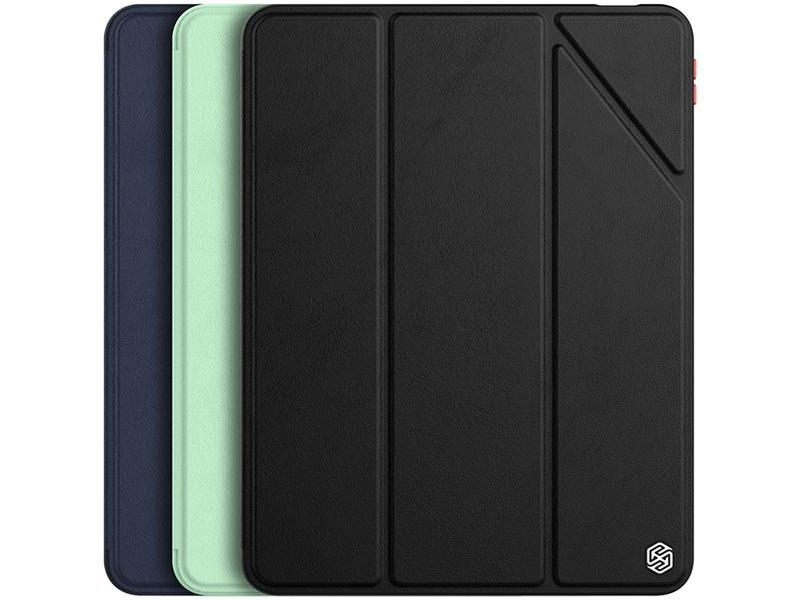 تصویر کیف آهنربایی نیلکین آیپد Nillkin Bevel Leather Case iPad Air 10.9 2020/Air 4