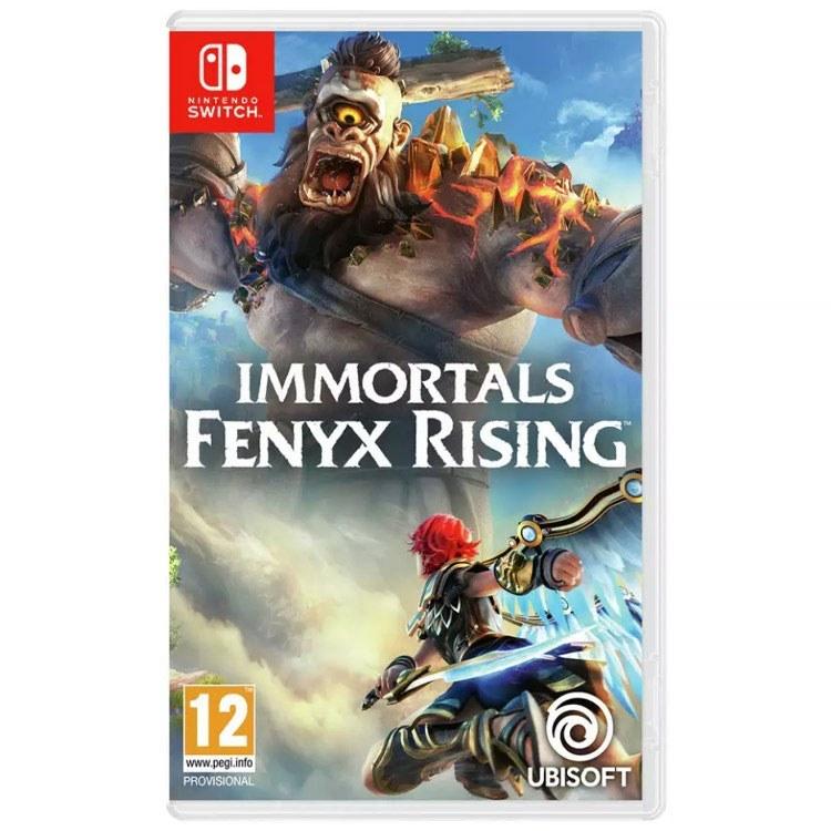 تصویر بازی Immortals: Fenyx Rising - مخصوص نینتندو سوئیچ