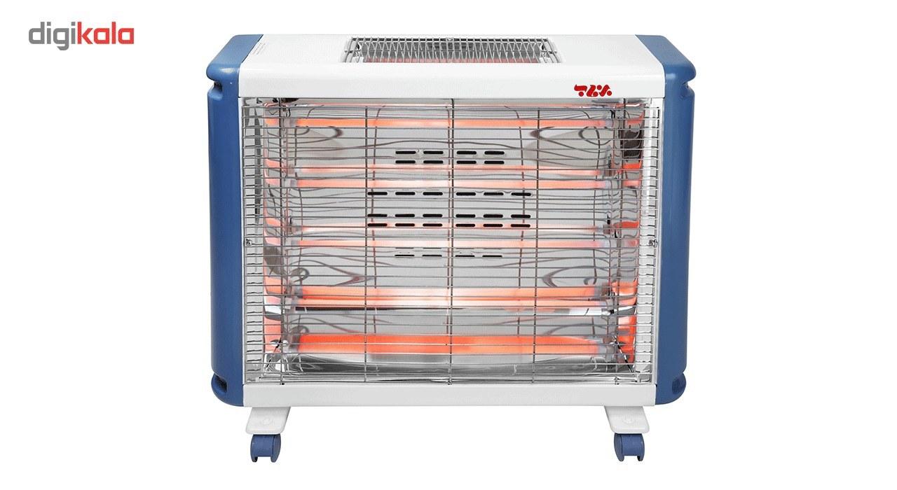 عکس بخاری برقی فن دار  برفاب مدل QH-3000 Barfab QH-3000 Fan Heater بخاری-برقی-فن-دار-برفاب-مدل-qh-3000 1