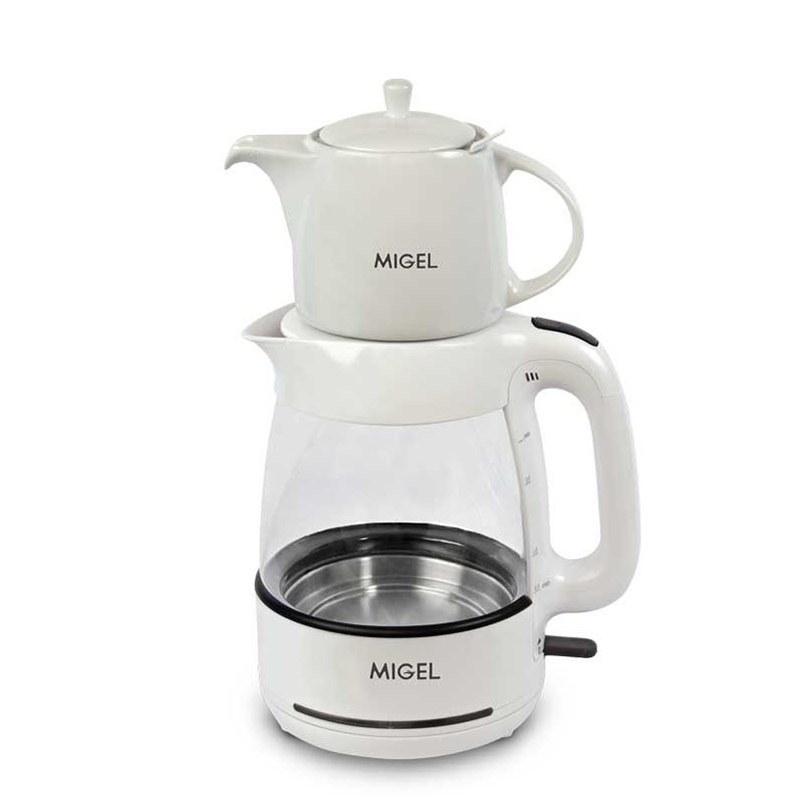 تصویر چای ساز میگل مدل MIGEL GTS 070 MIGEL TEA MAKER GTS 070