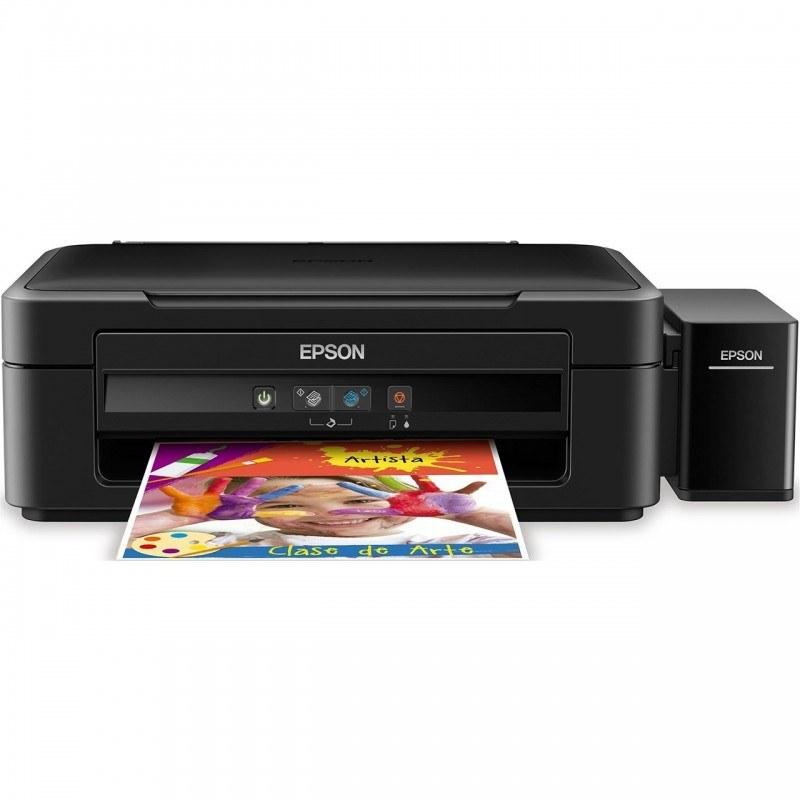 main images پرینتر اپسون چندکاره جوهر افشان ال ۲۲۰ Epson L220 Multifunction Inkjet Printer