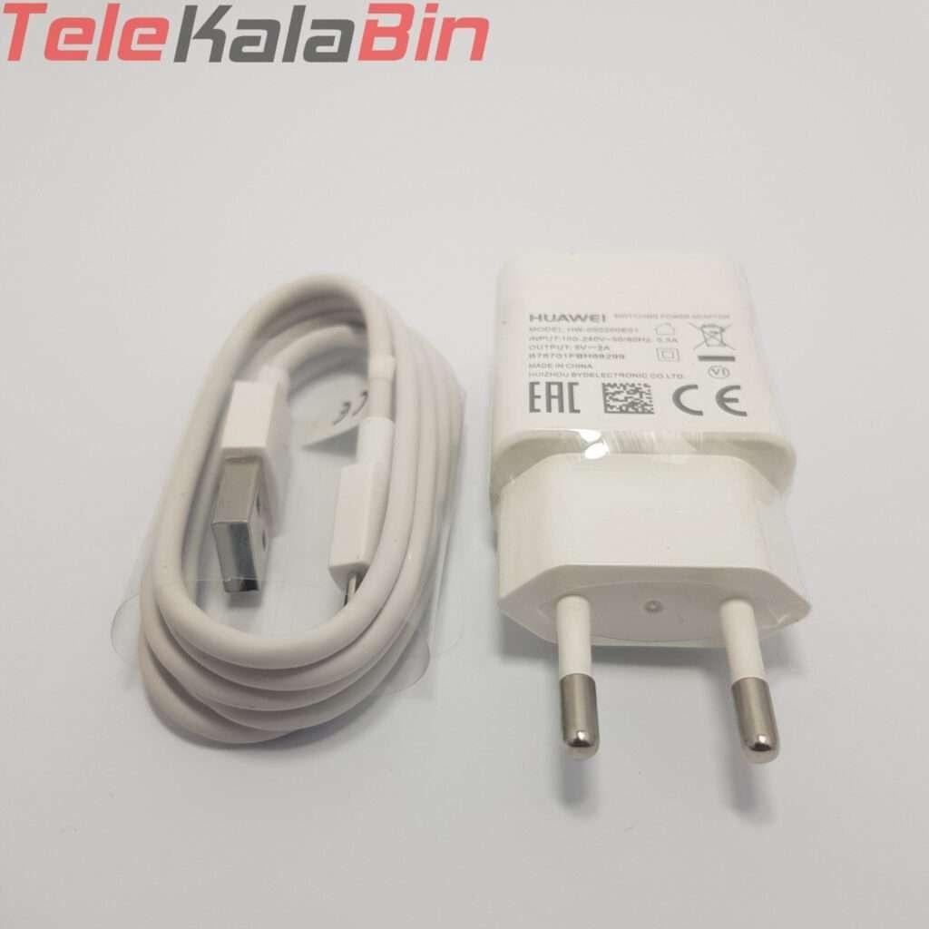 تصویر شارژر ديوارى فست شارژ و سريع اصلى هواوى گوشى Huawei P9 Huawei P9 Quick charge adapter