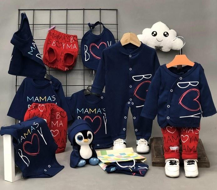 تصویر سیسمونی تیکه باز نوزادIL Mamas's Boy - 10000