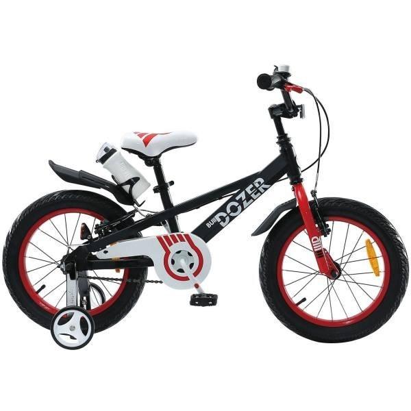 دوچرخه قناری مدل BULL DOZER سایز 16 رنگ مشکی