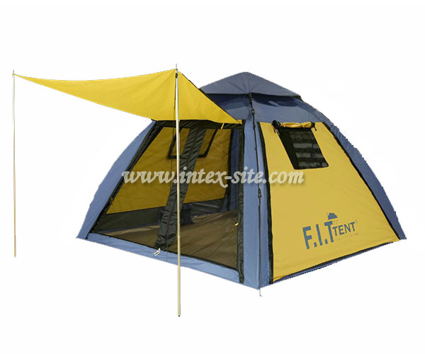 چادر مسافرتی اتوماتیک سایبان دار fit