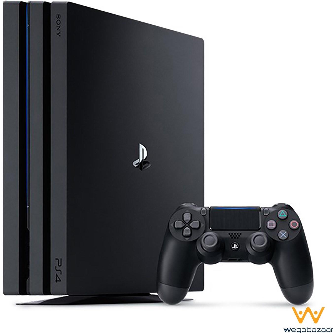 کنسول بازی سونی مدل Playstation 4 pro 7016 - 1TB ریجن-2   Sony Playstation 4 Pro 7016 -1TB Game Console REG-2