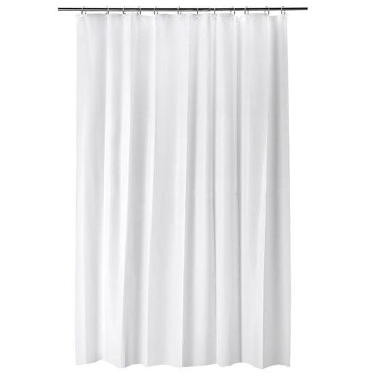 تصویر پرده حمام ایکیا مدل 604.437.02 Ikea BJARSEN Ikea BJARSEN 604.437.02 Shower curtain