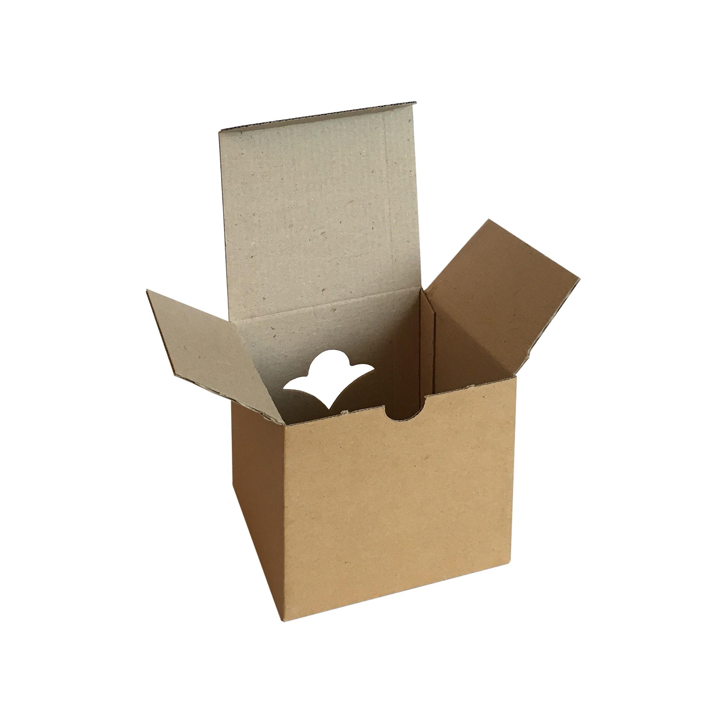تصویر جعبه بسته بندی مدل C03 بسته 20 عددی