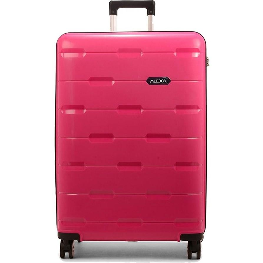 عکس چمدان الکسا مدل ALX880 سایز کوچک  چمدان-الکسا-مدل-alx880-سایز-کوچک