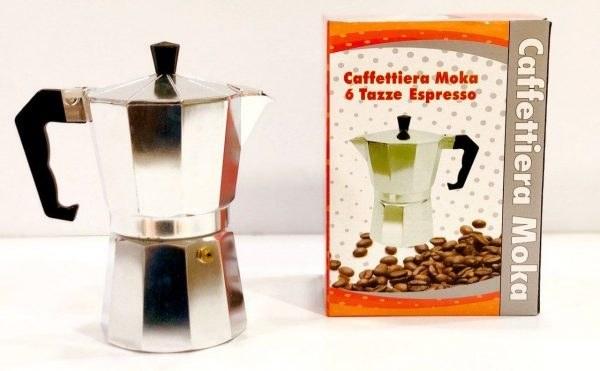 قهوه جوش اسپرسو ساز 6 کاپ