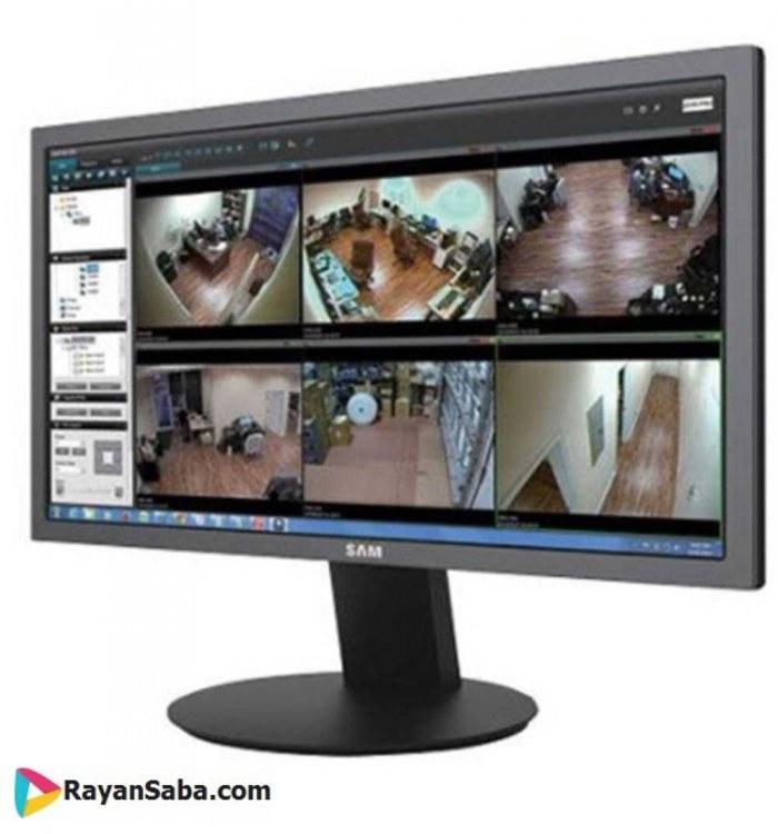 main images مانیتور سام مدل S20BF520 سایز 19.5 اینچ SAM S20BF520 19.5 Inch 60Hz 5ms Display Monitor